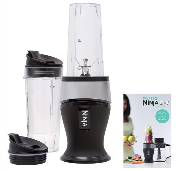Personal Blender for Shakes, Smoothies, Food Prep, and Frozen Blending with 700-Watt Base