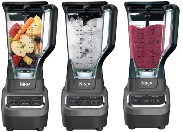Ninja Professional 72 Oz Countertop Blender
