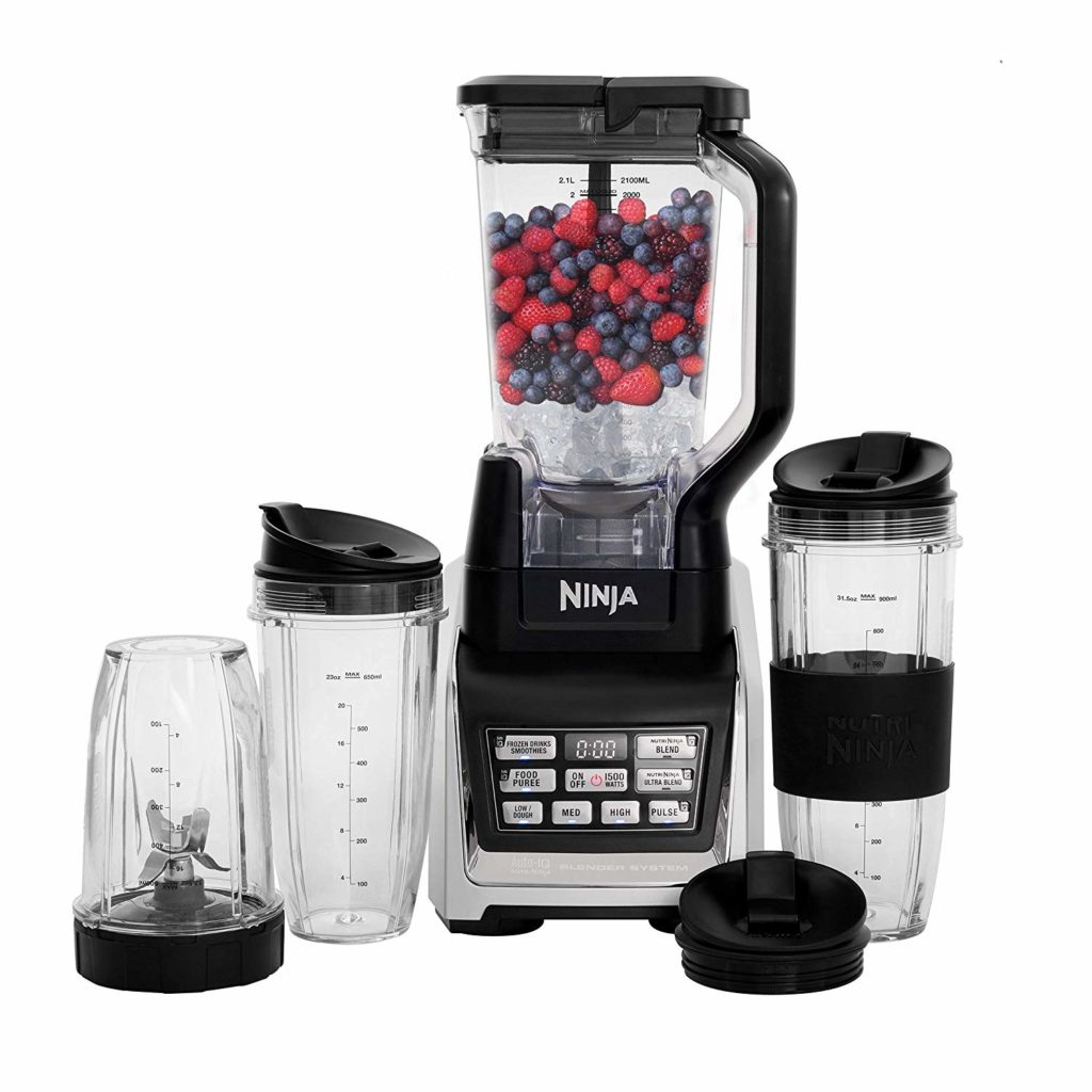 Nutri Ninja Personal and Countertop Blender