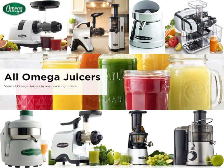 Best Omega Juicer Reviews 2021 – All Types Discussed And Listed