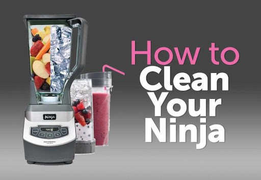 How Do You Clean The Cups on a Ninja Blender