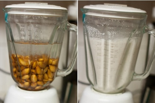 How To Make Almond Milk Without Juicer