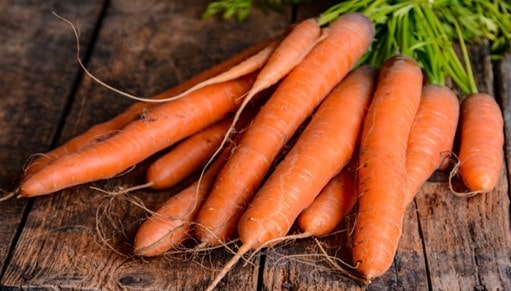 Carrots - Best Detox Vegetables to Juice