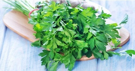 Parsley - Best Detox Vegetables to Juice