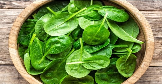 Spinach - Best Detox Vegetables to Juice
