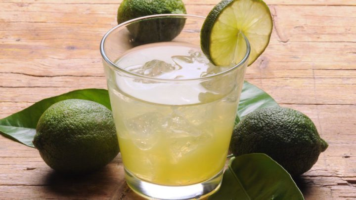 How to juice a lime without a juicer