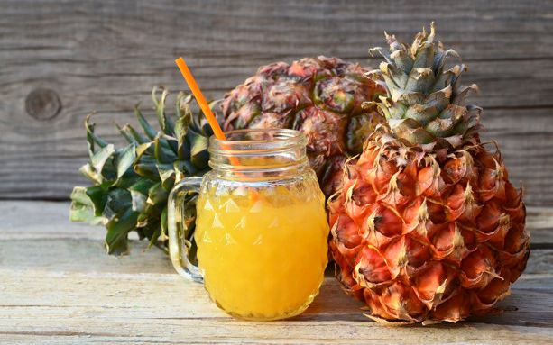 Is pineapple juice good for you