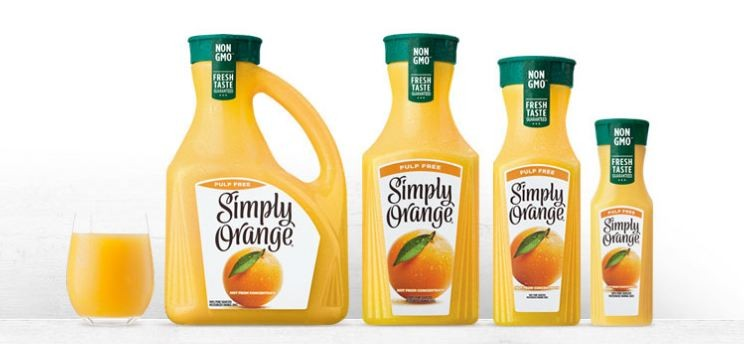 Is simply orange juice good for you