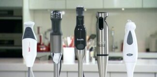 What is an Immersion blender used for
