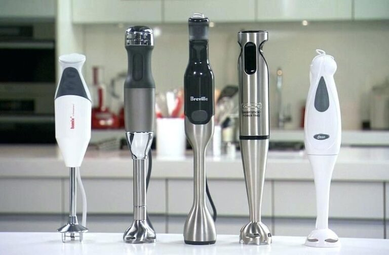 What Is An Immersion Blender Used For?