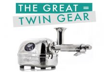 Best Rated Twin Gear Juicers