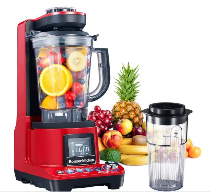 Best Vacuum Blenders Reviews