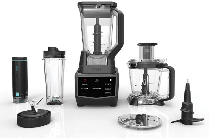 Ninja Smart Screen - vacuum blender reviews
