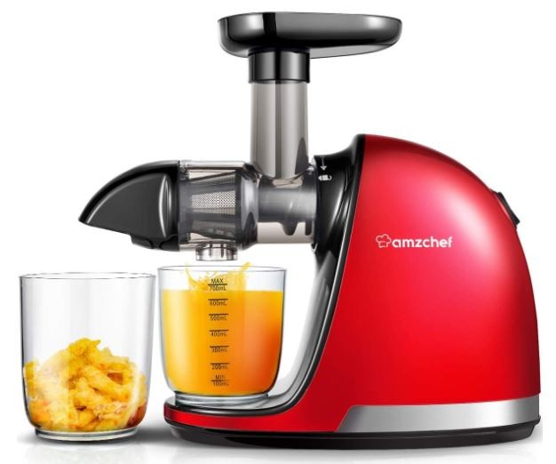 Juicer Machines, AMZCHEF Professional Cold Press Juicer