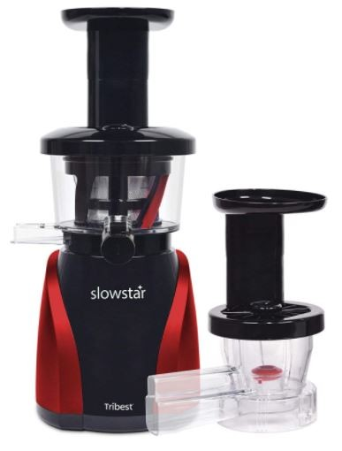 Tribest SW-2000 Slowstar, Vertical Slow Juicer and Mincer