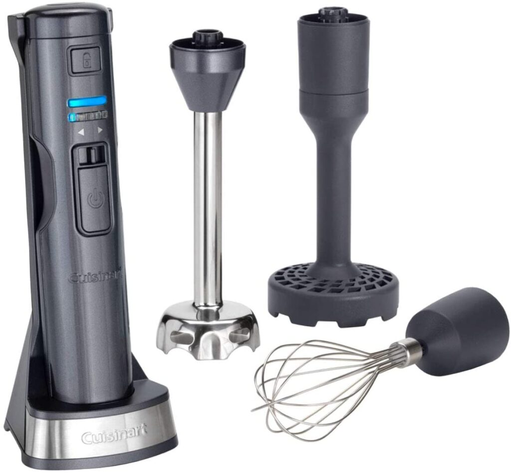Cuisinart Style Collection Cordless 3-in-1 Hand Blender