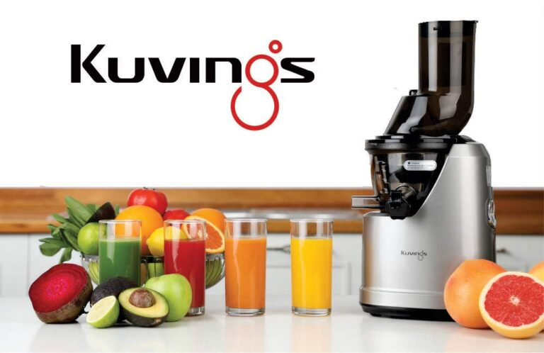 Best Kuvings Juicers Reviews In 2021 – Comparison Chart