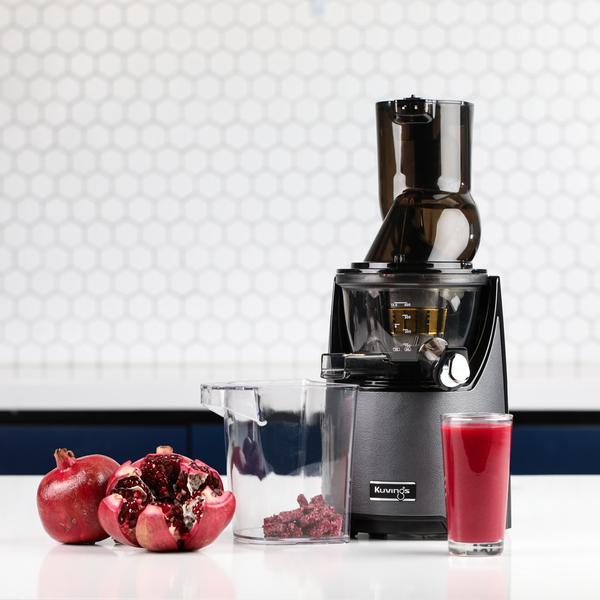 How To Juice Pomegranate In An Electric Juicer